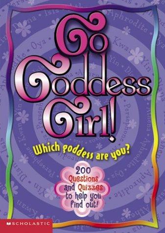 Download Go Goddess Girl! pdf epub