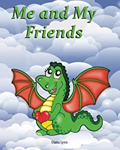 Me & My Friends - DragonHeart: A School Memory Book