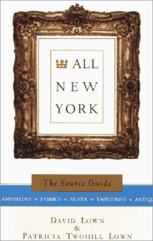 All New York: The Source Guide (All City Series)