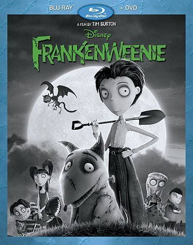 Frankenweenie (Two-Disc Blu-ray/DVD Combo) by Walt Disney Studios Home Entertainment