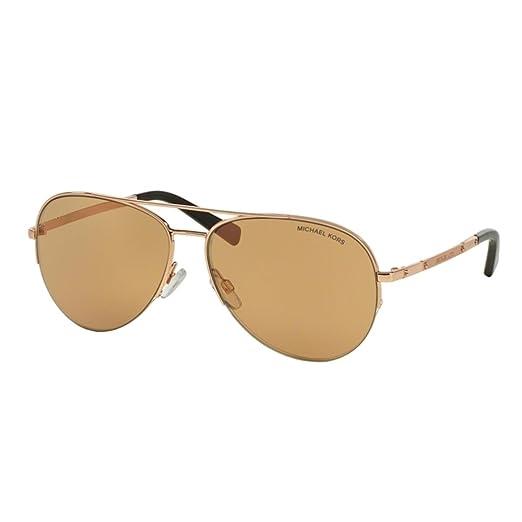 5ab4960ec2f Amazon.com  Michael Kors Women s Gramercy Sunglasses
