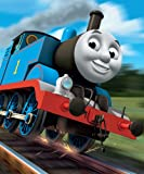 Walltastic 8 x 6.6 ft Thomas The Tank Engine Mural Wall Paper