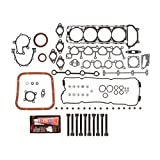 2000 nissan altima head gasket - Evergreen FSHB3015 Full Gasket Set Head Bolt