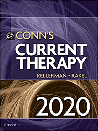 Conn's Current Therapy 2020, E-Book (CONNS CURRENT THERAPY), 1st Edition