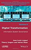 img - for Digital Transformation: Information System Governance (Information Systems, Web and Pervasive Computing: Advances in Information Systems Set) book / textbook / text book
