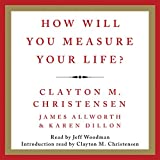 Bargain Audio Book - How Will You Measure Your Life