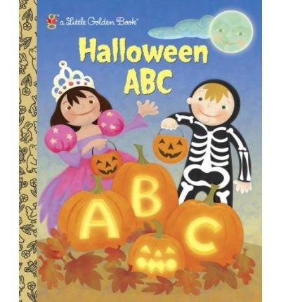 (Halloween ABC (Little Golden Books (Random House)) (Hardback) -)