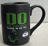 Hallmark Do or Do Not...There is No Try Yoda Star Wars Mug - # SHP2005