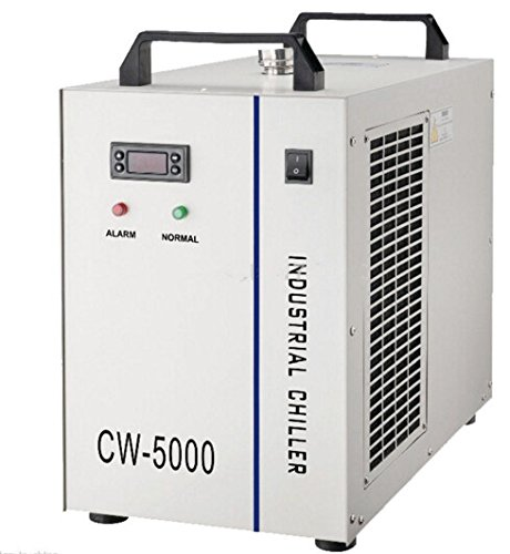 CW-5000 Industrial Water Chiller Cooler For CNC/Laser Engraver Engraving Machines CE Ceritification