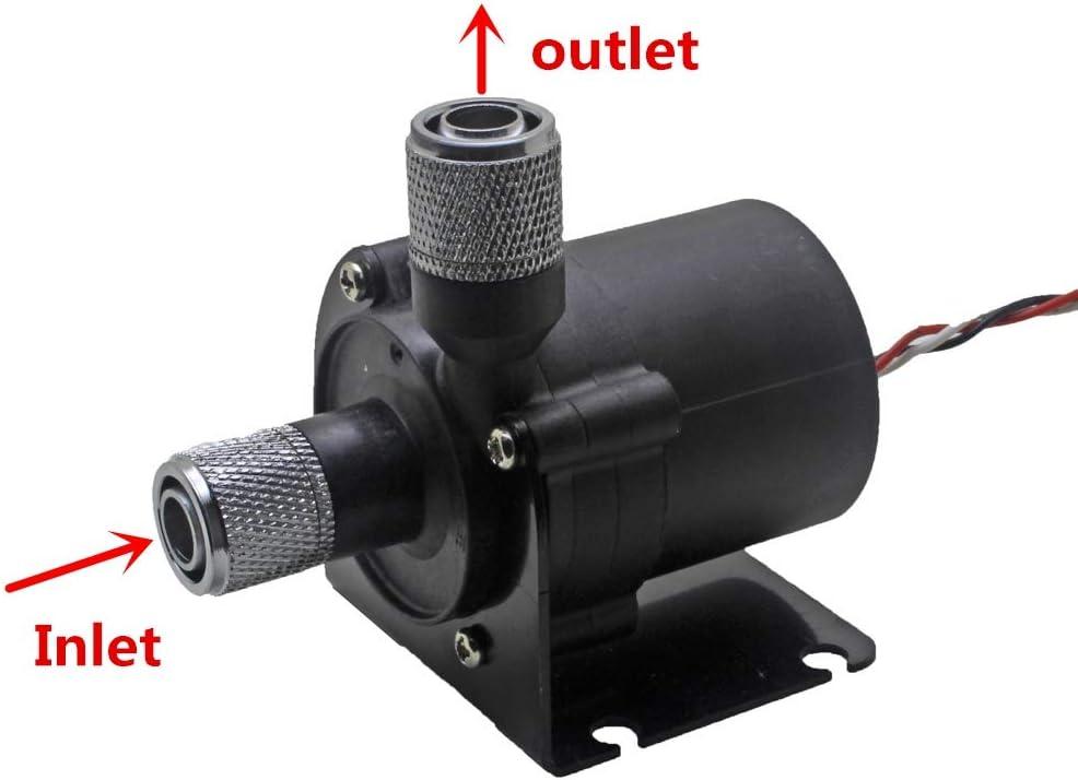 Noblik Electric Silent Brushless Dc12V Water Cooling Pump DIY Computer Water Cooler