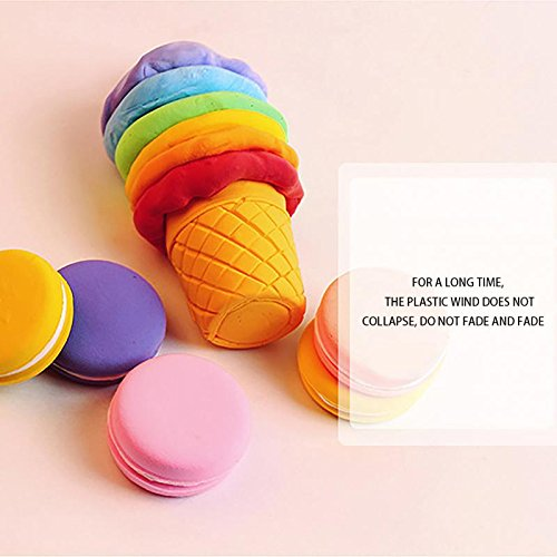 Modeling Clays,Air Dry Clay Moulding Craft Clay -DIY Colorful Soft Clay Set for Kids Tools with Accessories (24)