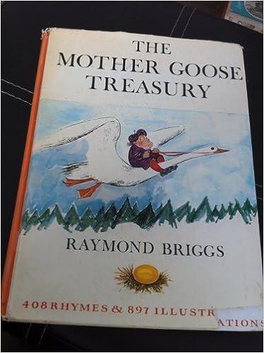 Mother Goose Treasury: Amazon.ca: Raymond Briggs: Books