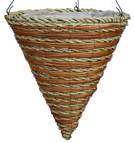 Hanging Flower Baskets Cone Shaped : Compare price cone shaped hanging planter on