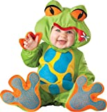 InCharacter Costumes Baby's Lil' Froggy Costume, Small (6 - 12 Months)