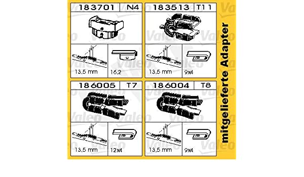 SWF 132701 Limpiaparabrisas: Amazon.es: Coche y moto