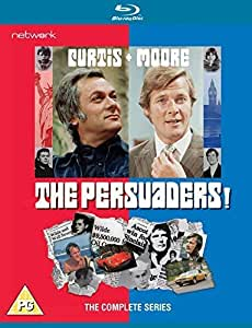 The Persuaders: the Complete S
