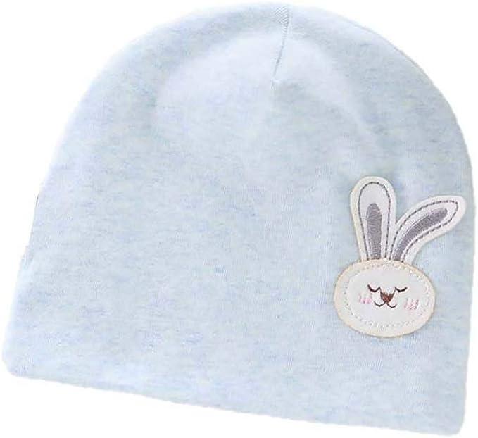 Hosaire 1X Sombrero de Algodón Recién Nacido Gorro Lindo Patrón de Conejo Suave Caliente Bebé Gorra para Invierno Otoño Dormir y al Aire Libre: Amazon.es: Ropa y accesorios