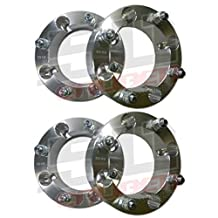 4 qty 4 x156 2in Wheel Spacers [5216] - Fits All Polaris RZR, RZR4, and Rangers Up to 2012 and some 2013
