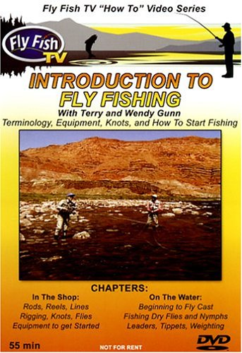 Introduction To Fly Fishing with Terry & Wendy Gunn
