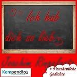 Ich hab dich so lieb | Joachim Ringelnatz