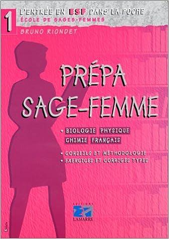 Livres gratuits Prépa sage-femme pdf, epub ebook