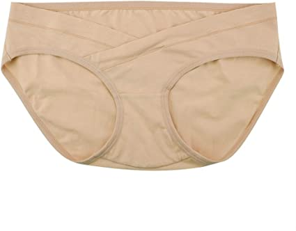Maternity Panties U Type Pregnant Women Briefs Pregnancy Low-waist Underwear