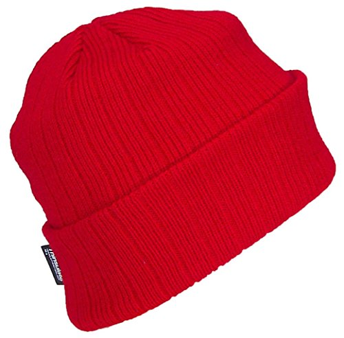 (Best Winter Hats 3M 40 Gram Thinsulate Insulated Cuffed Knit Beanie (One Size) -)