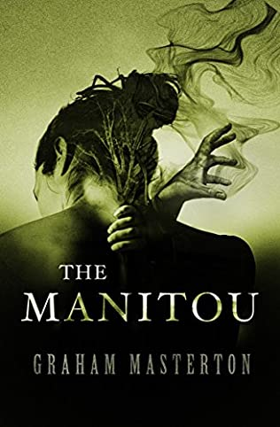 book cover of The Manitou