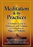 Meditation and Its Practices, Adiswarananda, 1893361837