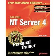 MCSE NT Server 4 Exam Cram Personal Trainer with CDROM