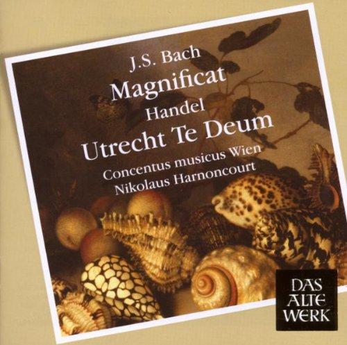 Bach J.S: Magnificat / Handel: Utrecht Te Deum (Utrecht Te Deum)