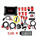 Autel Maxisys Pro MS908p Wifi Automotive Diagnostic Tool with J2534 ECU Programming Free Updated Online