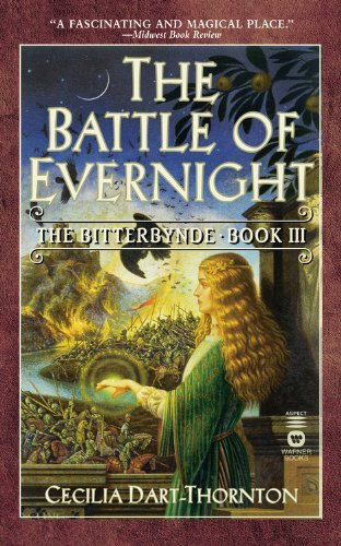 Read Online The Battle of Evernight: The Bitterbynde Book III (The Bitterbynde, Book 3) ebook