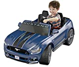 Power Wheels Ford Mustang, Blue Smart Drive