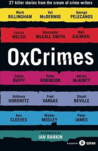 book cover of Oxcrimes