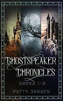 Ghostspeaker Chronicles Books 1-3 (Ghostspeaker Chronicles Collection) by [Jansen, Patty]