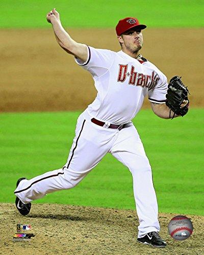 Addison Reed Arizona Diamondbacks 2014 MLB Action Photo (Size: 8