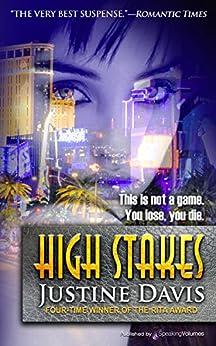 High Stakes by [Davis, Justine, Dare, Justine]