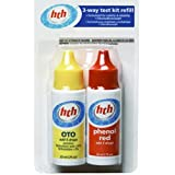 Arch Chemical 12070 HTH 3 Way Test Kit Refill