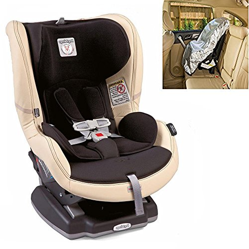 Peg Perego Primo Viaggio Convertible, Paloma With Carseat Sunshade