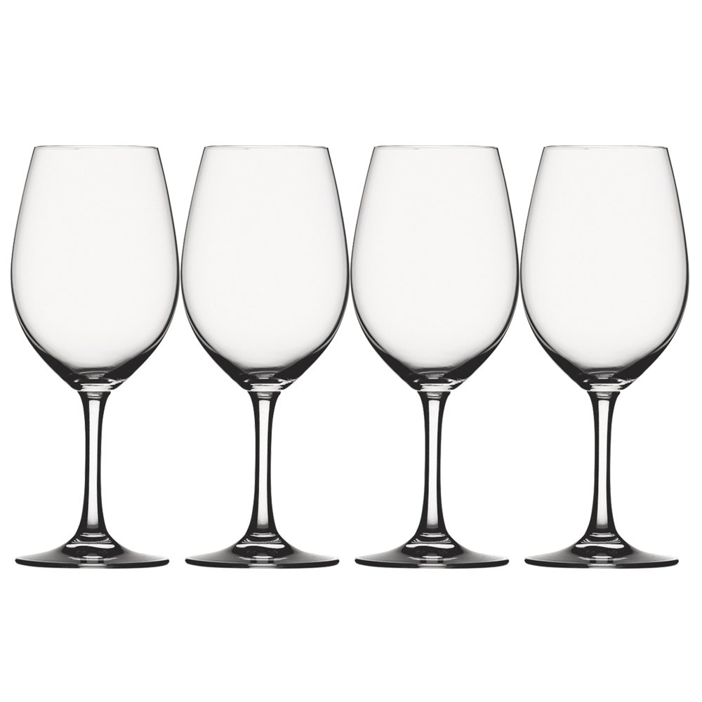 Set of 6 NEW Spiegelau Festival Bordeaux Red Wine Glasses Lead Free Crystal