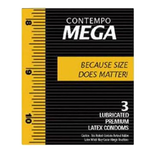 Contempo Mega, 3 Count