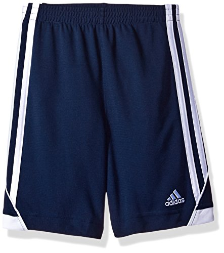 adidas Little Boys' Athletic Brief, Navy, 7X – DiZiSports Store