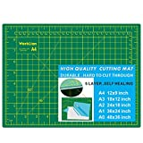 "WORKLION Full 9"" x 12"" Art Self Healing PVC Cutting"
