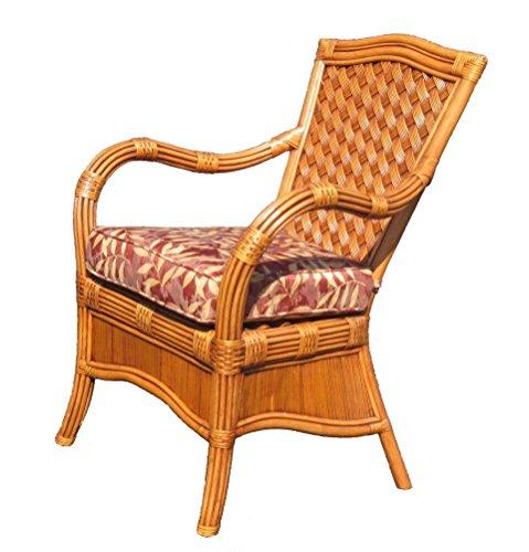 Kingston Reef - Spice Islands - Kingston Reef Arm Chair In Cinnamon By Spice Islands