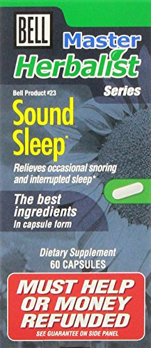 Bell Sound Sleep #23, 60 capsules