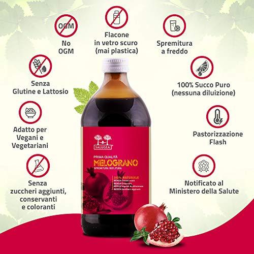 Succo di Melograno 100% puro 2
