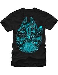 Millennium Falcon Adult T-Shirt