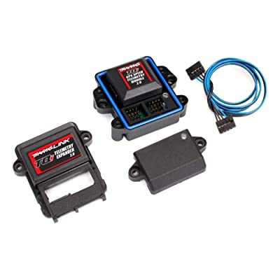 Traxxas TRA6553X Telemetry Expander 2.0 and GPS Module 2.0, TQi Tadio System: Toys & Games