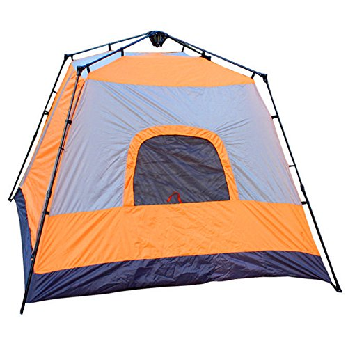 YAMI Sechs-Personen-Automatik-Zelt-Camping-Camping-Zelt-Geschwindigkeit Offenes Automatisches Zelt-Faulenzelt 240  240  170cm B07PMR2328 Kuppelzelte Exportieren